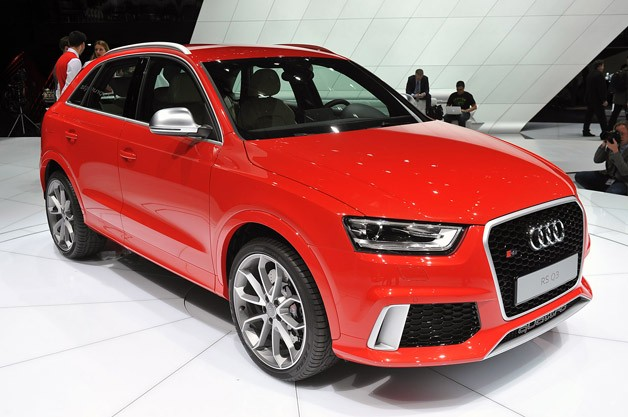 MISC 2012 Audi Q3